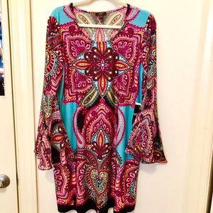 NWT Stylish Boho Chic Dress
